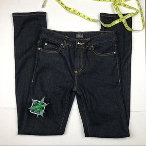 • Obey jeans • straight leg